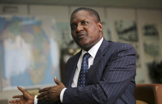 Aliko Dangoté: Richest Man in Africa just invested 400 million in...